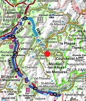 Location cure brides les bains en savoie location de - Office du tourisme brides les bains location ...