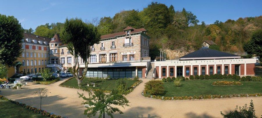 Centre thermal dans le Limousin à Evaux les Bains