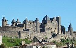 Cité de Carcassonne à découvrir pendant un séjour à Amélie les Bains