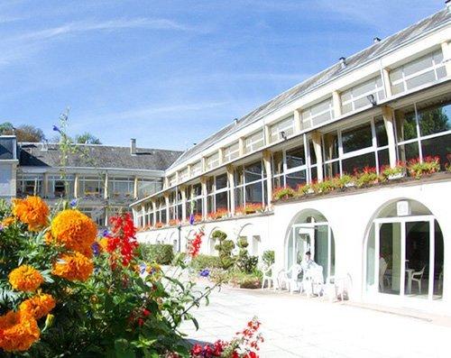 Centre thermal de Bourbon-Lancy