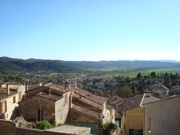 Gréoux les Bains : une station thermale en Provence