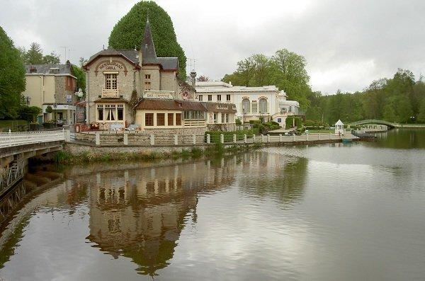 Lac de Bagnoles de L'Orne