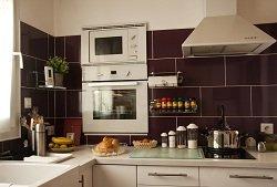 Meublé pour curiste avec une cuisine équipée