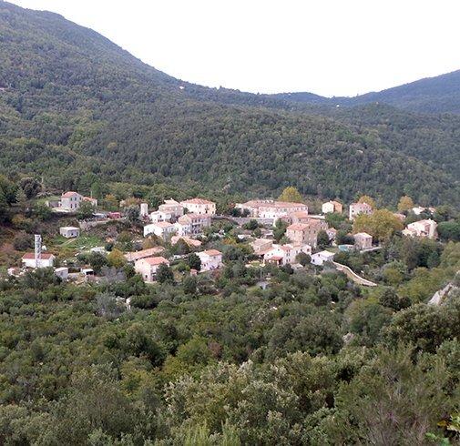 Cure thermale à pietrapola en Corse