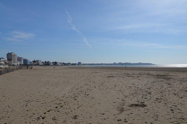 Une plage proche de Saujon - Royan