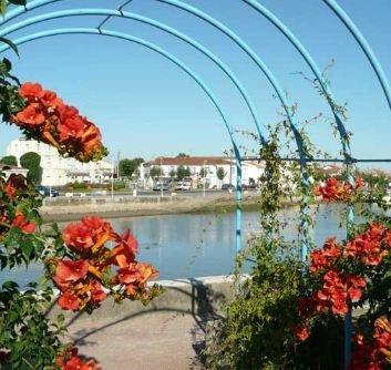 La station thermale de saujon en charente maritime location - Office de tourisme saujon ...