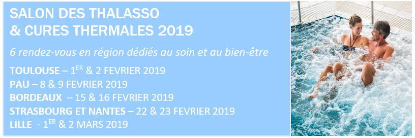 Salons des cures thermales 2019