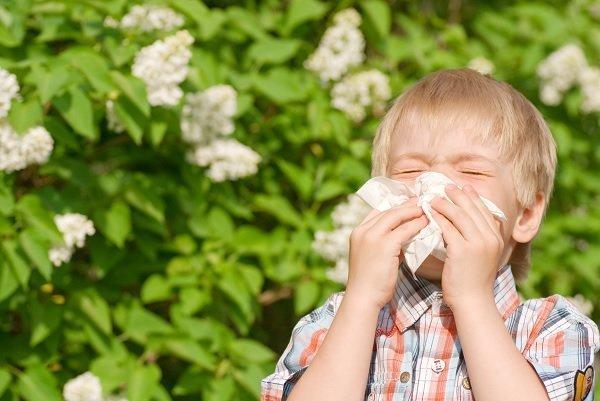 Sinusite et les enfants