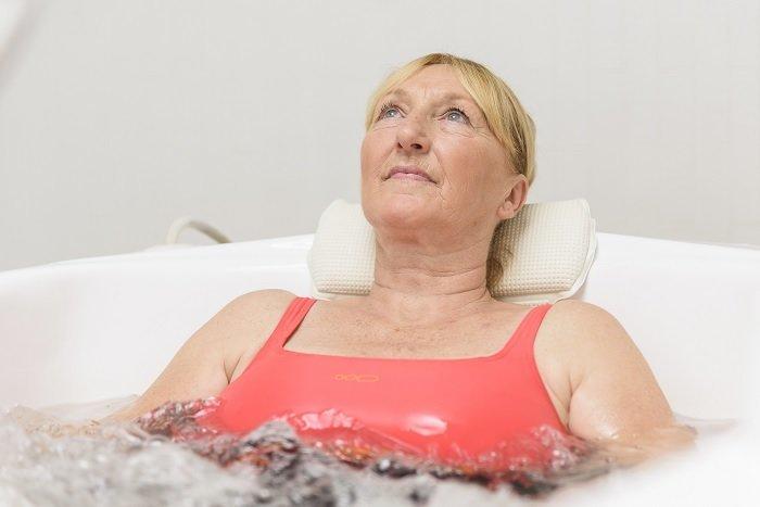 Soin en baignoire à Dax - hydrothérapie