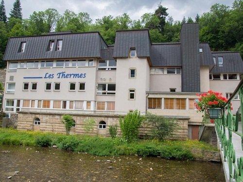 Thermes de Bagnols les Bains en Lozère