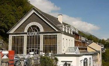 Les thermes Luzea de Luz Saint Sauveur