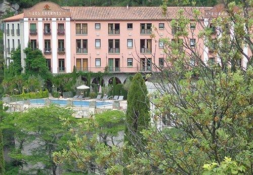 Station thermale de molitg les bains dans les pyr n es - Office de tourisme pyrenees orientales ...