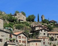 Village de Jaujac