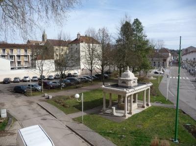 Logement pour curiste à Bourbonne-les-Bains photo 7 adv08041010