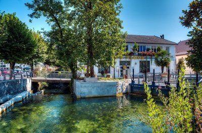 Logement pour curiste à Divonne-les-Bains photo 1 adv11071035