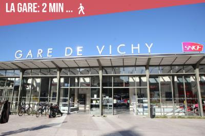 Logement pour curiste à Vichy photo 8 adv23061357