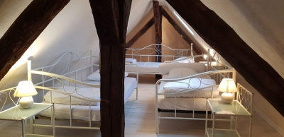 Logement pour curiste à Bagnères-de-Luchon photo 3 adv09011588