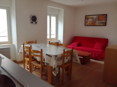 Photo Appartement centre ville La Bourboule 2 pièces 42m² - 6 personnes - N°2