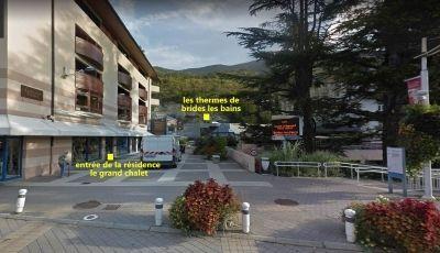 Logement pour curiste à Brides-les-Bains photo 5 adv17012039