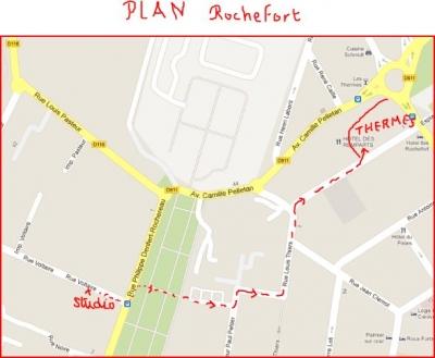 Logement pour curiste à Rochefort photo 5 adv0411668