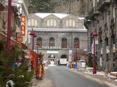 Logement pour curiste à Mont-Dore photo 7 adv0802706