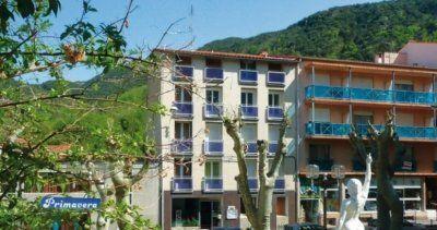 Logement pour curiste à Amélie-les-Bains photo 0 adv1511926