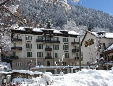 Logement pour curiste à Saint-Gervais-les-Bains photo 2 adv110797