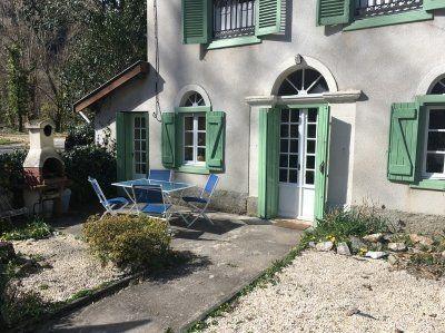 Logement pour curiste à Ornolac-Ussat-les-Bains photo 0 adv2003996