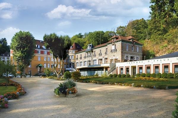 Hotel De Ville Neris Les Bains